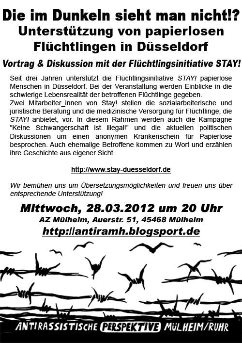 Flyer März 2012